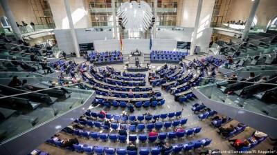 """للمرة الأولى.. سوريّةٌ تفوز بمقعد البرلمان الألماني """"البوندستاغ"""""""