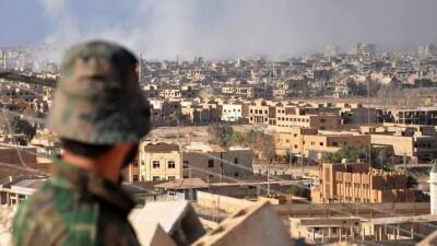 عفرين.. وقفة احتجاجية في ذكرى مجزرة القصور والجورة بدير الزور