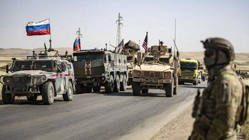 مستقبل القوات الأجنبية في سورية (ملف)