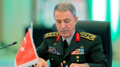 أكار يصعّد اللهجة تجاه الروس: ملتزمون باتفاق إدلب والهجمات الجوية لا تتوافق مع مذكرة التفاهم