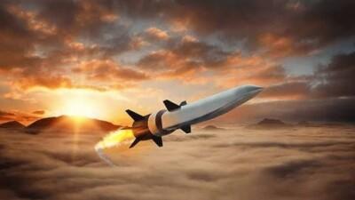 البنتاغون يختبر صاروخاً أسرع من الصوت بخمس مرات