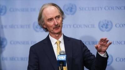 بيدرسون يعلن موعد انعقاد الجولة القادمة لأعمال اللجنة الدستورية السورية