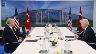 لقاء مرتقب بين أردوغان وبايدن في روما