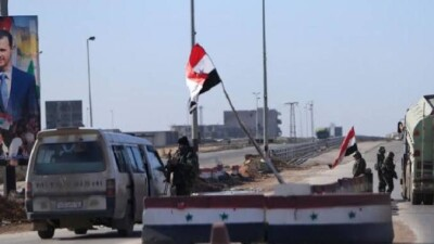 أمن الدولة يعتقل شباب كناكر بريف دمشق