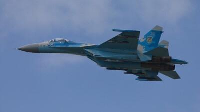 مقاتلة روسية تعترض طائرة أمريكية فوق البحر الأسود