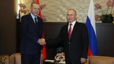 الكرملين: أردوغان وبوتين أكدا الالتزام بالاتفاقيات الخاصة بإدلب