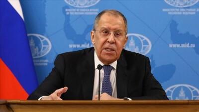 لافروف يُصعد اللهجة الروسية ضد إدلب