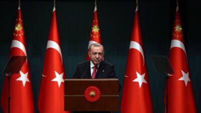 أردوغان يحث المجتمع الدولي على إيجاد حل سياسي في سورية
