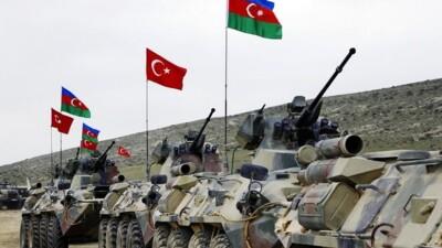 تركيا تبدأ مناورات عسكرية مع أذربيجان على وقع التوترات بين باكو وطهران