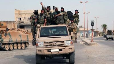 الجيش الوطني يُدمر سيارة لقوات الأسد شمال الرقة