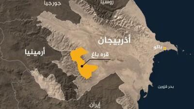 """إسرائيل تُعلق على أنباء تواجدها في إقليم """"قره باغ"""""""