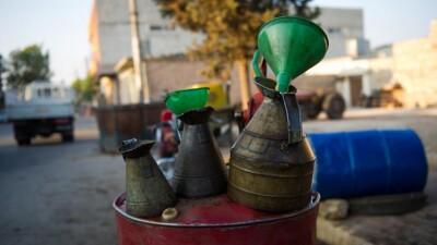 تفاقُم أزمة المحروقات في مدينة الرقة