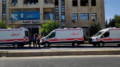 """""""مُنسقو الاستجابة"""" يدعو الجهات المانحة لاستئناف دعم القطاع الصحي في إدلب"""