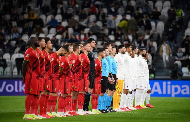 فرنسا تقلب الطاولة على بلجيكا وتبلغ نهائي دوري الأمم الأوروبية
