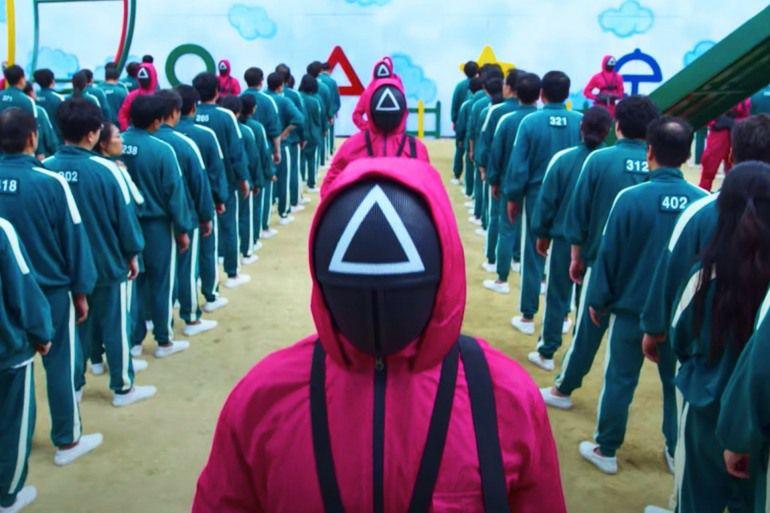 """مدارس حول العالم تحذر طلابها من مشاهدة مسلسل """"لعبة الحبار"""""""