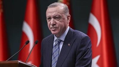 مهدداً بعملية تركية جديدة.. أردوغان: نفد صبرنا من الإرهاب شمالي سورية