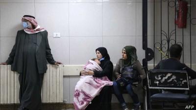 """دمشق.. انفجار في عدد الإصابات بـ""""كورونا"""" وإشغال تام لأسرة العناية"""