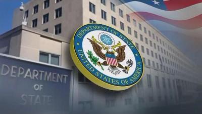 عاجل ll الخارجية الأمريكية تعليقاً على أحداث بيروت: نساند السلطات اللبنانية في الدعوة إلى خفض العنف