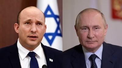 بينيت يتجه إلى سوتشي لبحث الملف السوري والنووي الإيراني مع بوتين