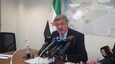رئيس الائتلاف الوطني سالم المسلط: الولايات المتحدة حريصة على عدم التطبيع مع نظام الأسد