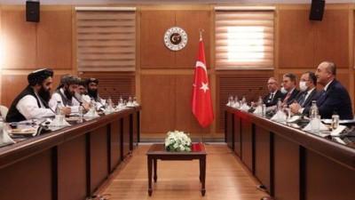 """وفد من """"طالبان"""" يجري زيارة رسمية إلى تركيا"""