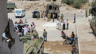 """درعا.. نظام الأسد يصل بـ """"التسويات"""" إلى بلدة المسيفرة"""