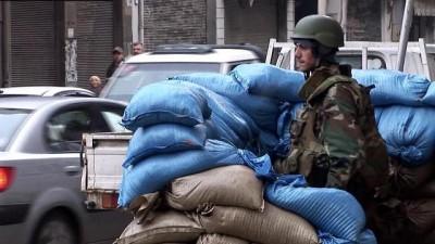 النظام السوري يغلق الطرق المؤدية إلى الجيزة شرق درعا حتى تسليم السلاح