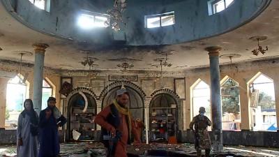 عاجل ll ارتفاع حصيلة تفجير مسجد في قندهار جنوبي أفغانستان إلى 45 قتيلاً وأكثر من 100 جريح