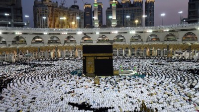 السعودية تسمح باستخدام كامل الطاقة الاستيعابية للمسجدين الحرام والنبوي