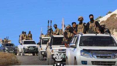 """الجيش الوطني يطلق حملة أمنية في عفرين.. و""""سيجري"""" يتحدث لـ""""نداء بوست"""" عن أهدافها"""