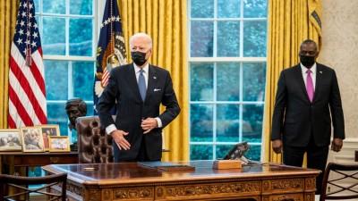"""""""واشنطن بوست"""": إدارة بايدن تحاول التغلّب على امتناع الدول عن إعادة مقاتلي تنظيم """"داعش"""" من سورية"""