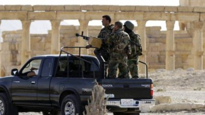 """""""نداء بوست"""" يكشف تفاصيل التنقلات الإيرانية الأخيرة في البادية السورية بعد الغارات الإسرائيلية"""