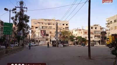 """جولة لعدسة """"نداء بوست"""" في بلدة سقبا بريف دمشق (صور)"""