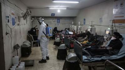 """أكثر من 700 إصابة جديدة بفيروس """"كورونا"""" شمال غربي سورية"""
