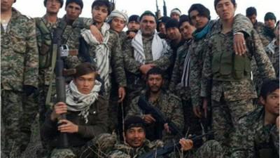 """مصرع عدد من مقاتلي ميليشيا """"لواء فاطميون"""" بالقرب من محطة الـ """"T3"""" بريف حمص"""