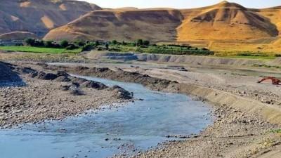 إيران تقطع المياه عن نهر سيروان العراقي تماماً