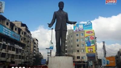حمص.. مخابرات النظام تُلاحِق أصحاب محلات الحوالات المالية وتعتقل عدداً منهم