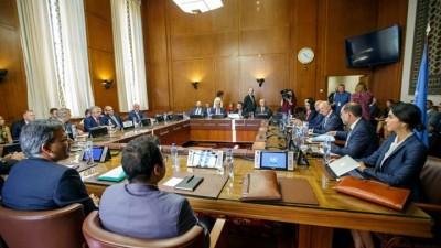 """تحديد موعد الجولة القادمة من محادثات """"اللجنة الدستورية"""""""
