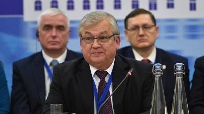 روسيا تربط بين فشل محادثات اللجنة الدستورية وتفجيرات دمشق