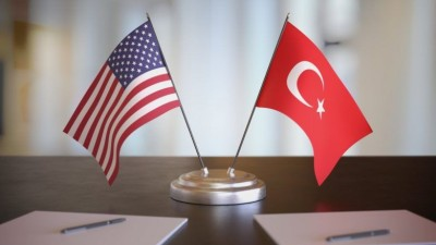 """تركيا تعلن بَدْء أعمال فنية لتوريد مقاتلات """"إف-16"""" من الولايات المتحدة"""