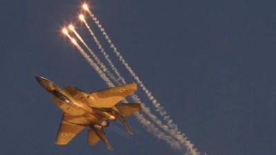 غارات إسرائيلية على مواقع للنظام السوري في القنيطرة