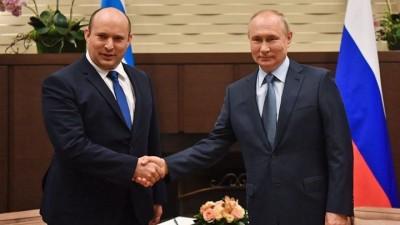 """إسرائيل تتحدث عن التوصل إلى اتفاقات """"جيدة"""" و""""مستقرة"""" مع روسيا حول سورية"""