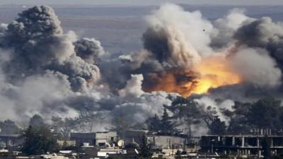 غارات للنظام على ريف إدلب توقع جرحى في صفوف المدنيين