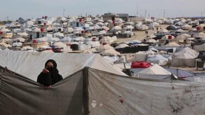 """تقرير يكشف وفاة عشرات الأطفال في مخيم """"الهول"""" منذ بداية العام"""