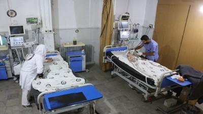 المنظمات المانحة توقف الدعم عن مستشفيات إدلب