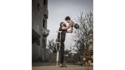 فوز صورة سورية مؤلمة بجائزة دولية