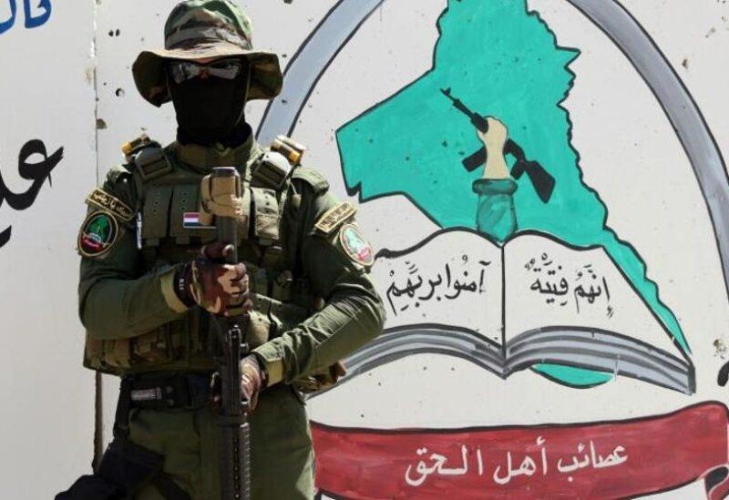 عاجل ll ميليشيا عصائب أهل الحق تعلن رفضها نتائج الانتخابات العراقية 