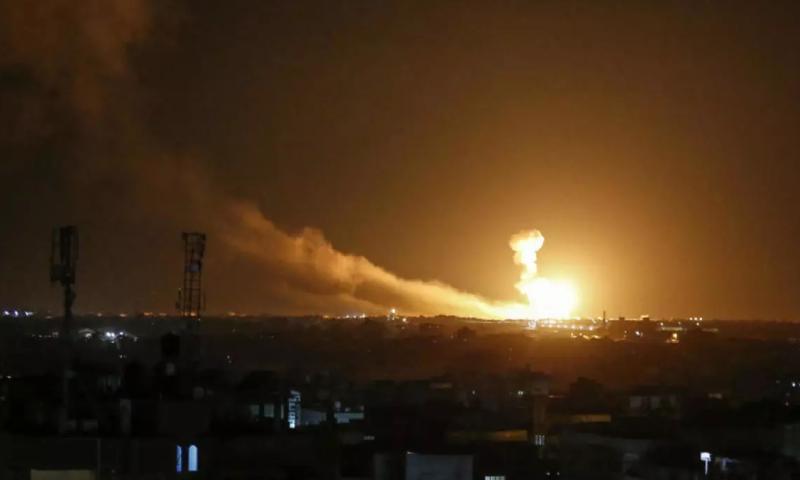 """""""إسرائيل"""": استهدفنا سوريا أكثر من مرة.. وهدفنا إيران"""