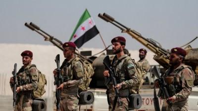 """عاجل ll الجيش الوطني يحبط محاولة """"قسد"""" التسلل على جبهة """"كفر خاشر"""" بريف حلب الشمالي ويحقق إصابات مباشرة في صفوفهم"""