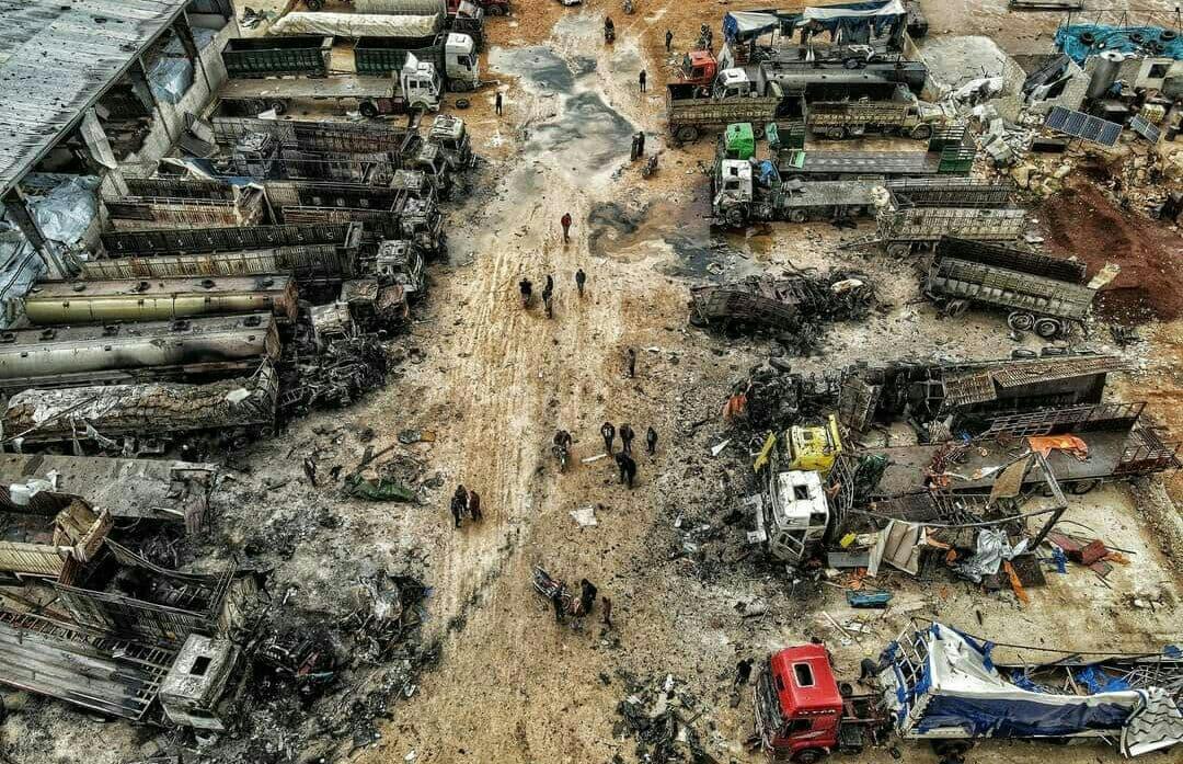 واشنطن وأنقرة تؤكدان ضرورة وقف الهجمات ضد المدنيين في سوريا